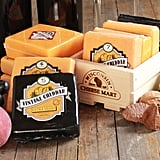 Wisconsin Cheddar Flight Gift Crate