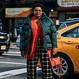 2020 Street Style Trend: Puffer Coats
