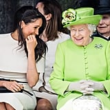 The Queen's Approval
