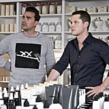 "David Rose's ""XX"" Sweater on Schitt's Creek"