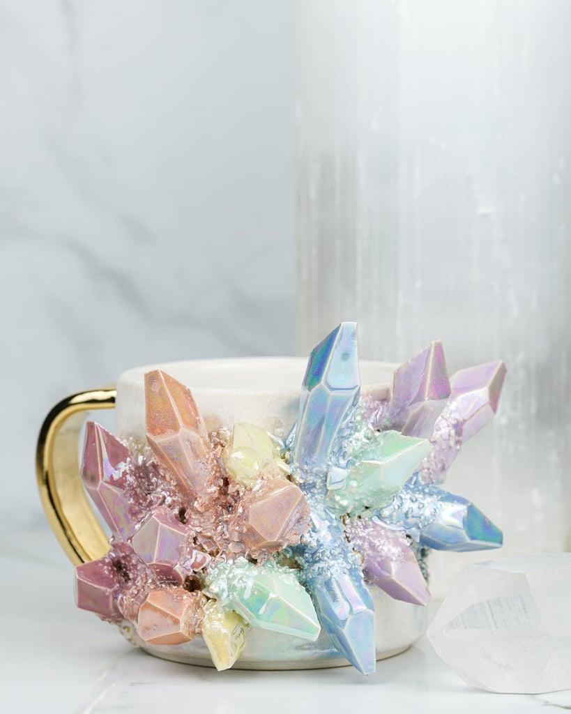 Essarai Ceramics Aura Rainbow Mug