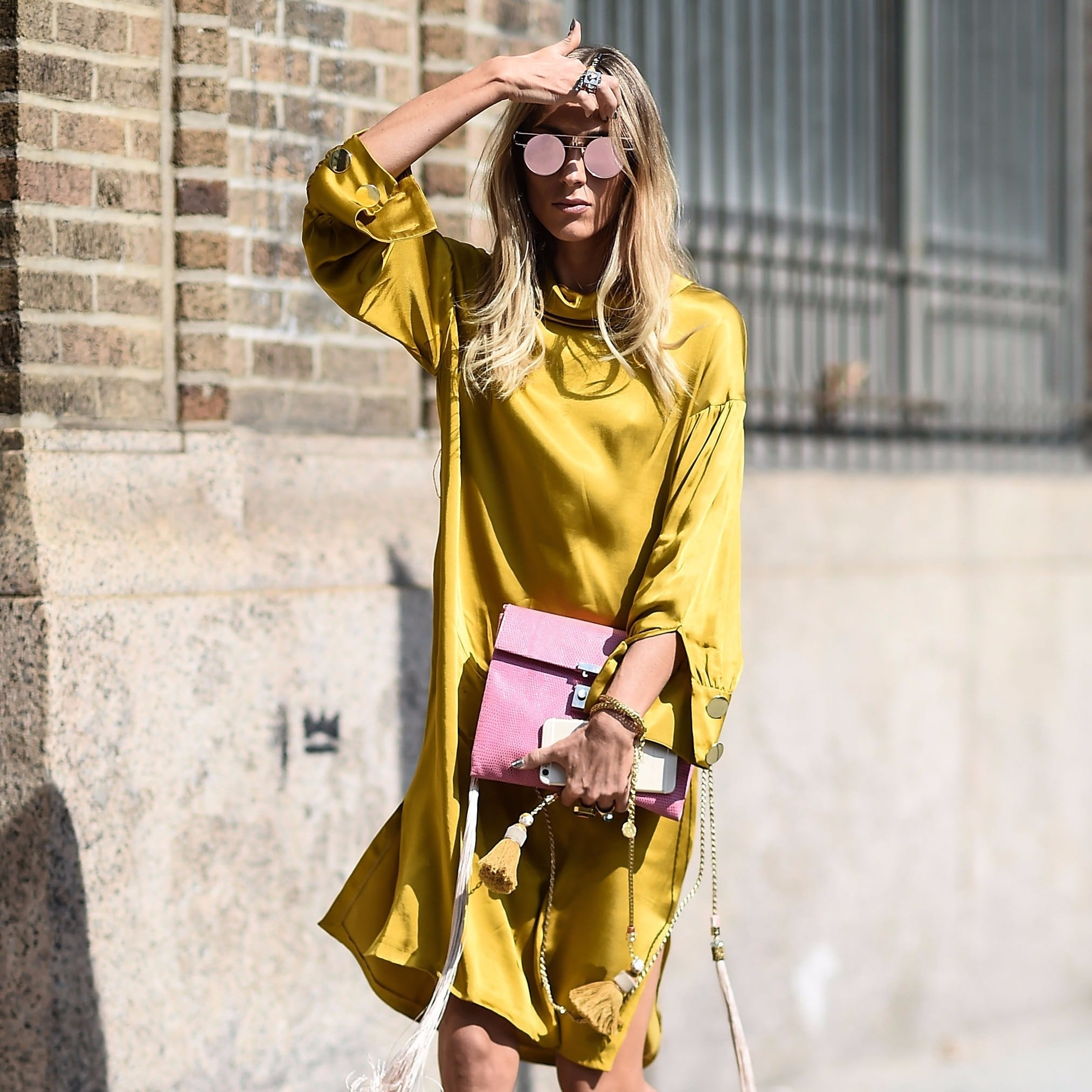 The ten color trends for Spring Summer 2018 42