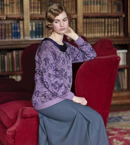 Image result for lady rose downton abbey