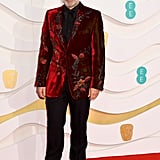 Graham Norton at the 2020 BAFTAs in London