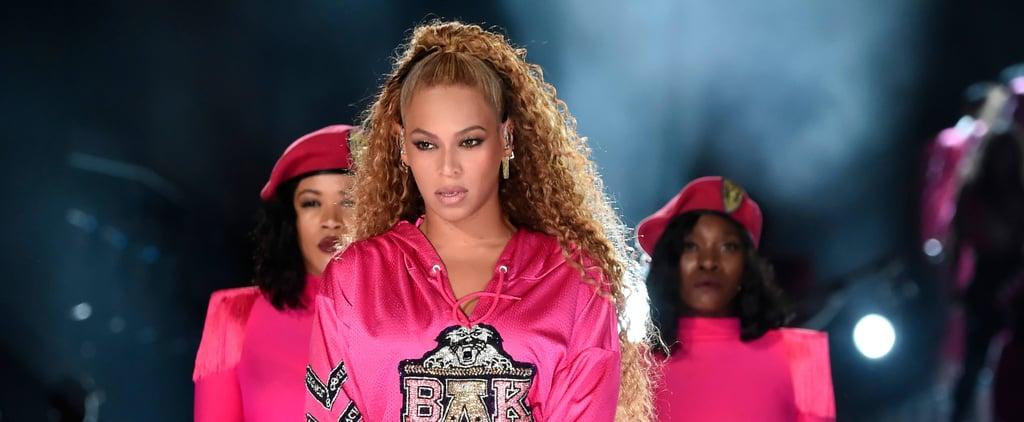 Beyonce's Gray Lipstick