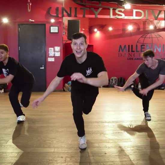 "Watch Kyle Hanagami's Harry Styles ""Adore You"" Dance Routine"
