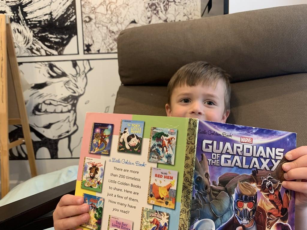 12 Marvel Books That Little Kids Will Love