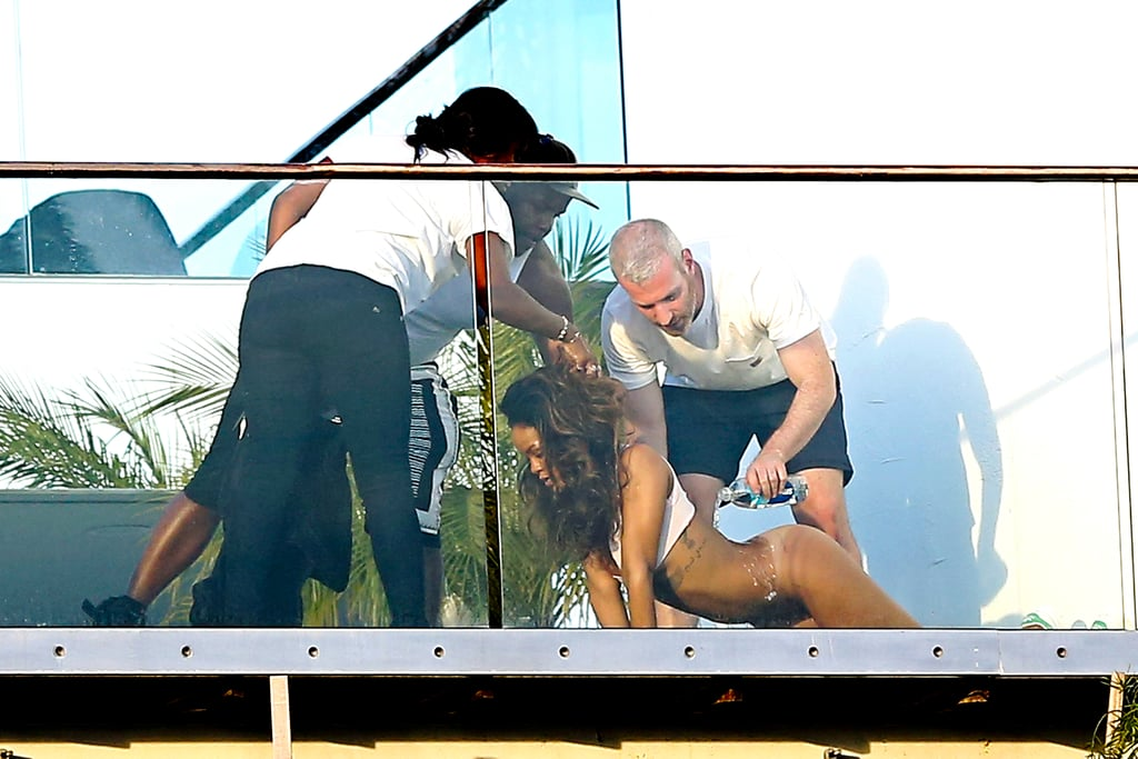 These Are the Raciest Rihanna Pictures Yet