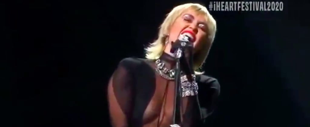 "Watch Miley Cyrus Cover ""Heart of Glass"" by Blondie 