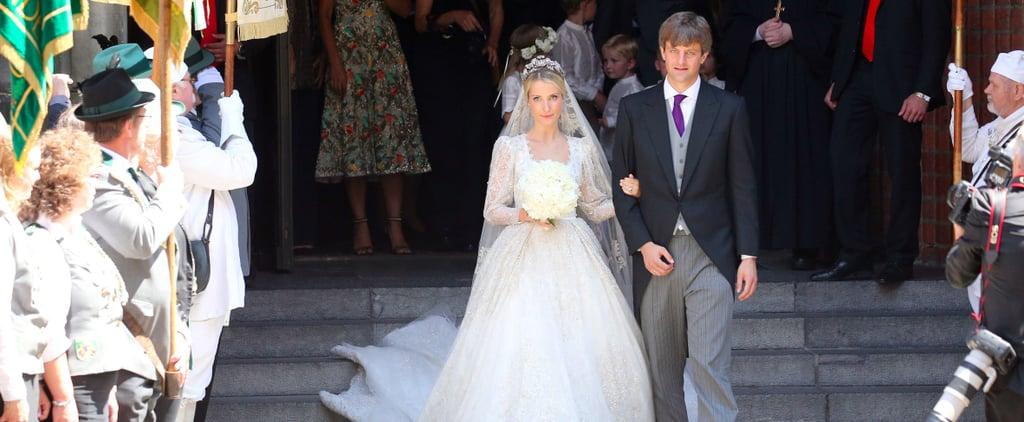 Ekaterina Malysheva Wedding Dress