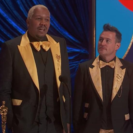 Watch Travon Free Address Police Brutality in Oscars Speech