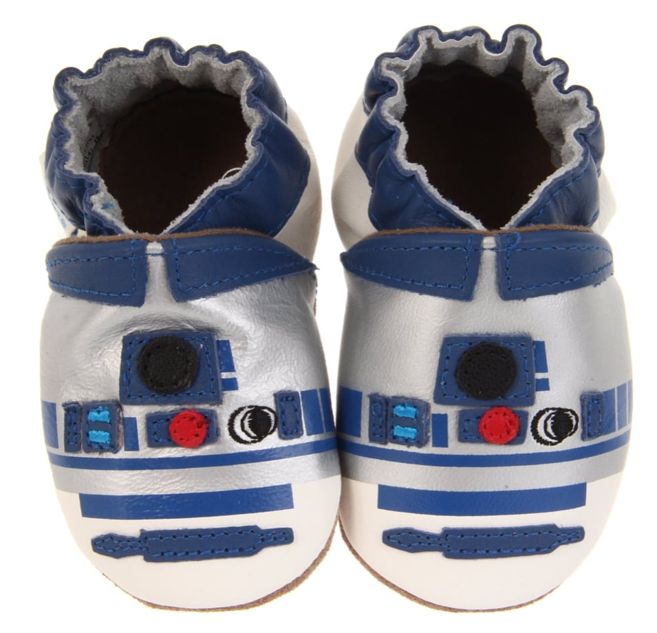 Robeez Soft Soles R2D2 Shoes ($28)