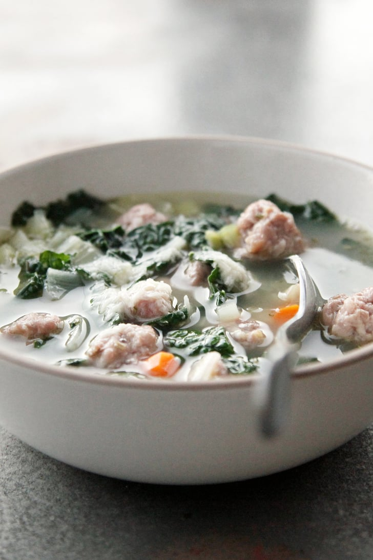Kale, White Bean, and Sausage Soup | Want to Lose Weight ...