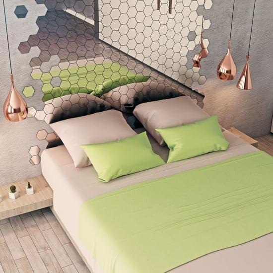 ديكور بديل عن  ترويسة السرير الأمامية