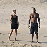 Jessica and Cash in Cabo