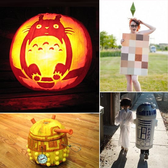 Halloween Inspiration From the Geekiest Boards on Pinterest