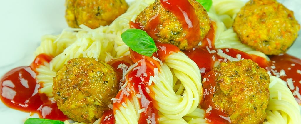 Yes, You Can Use the Leftover Juice Pulp to Make Veggie Meatballs