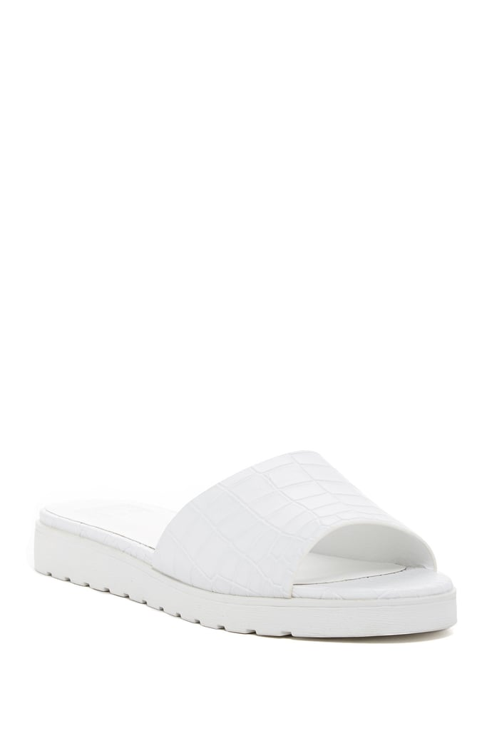 BC Footwear Inspiration Slide Sandal ($50)