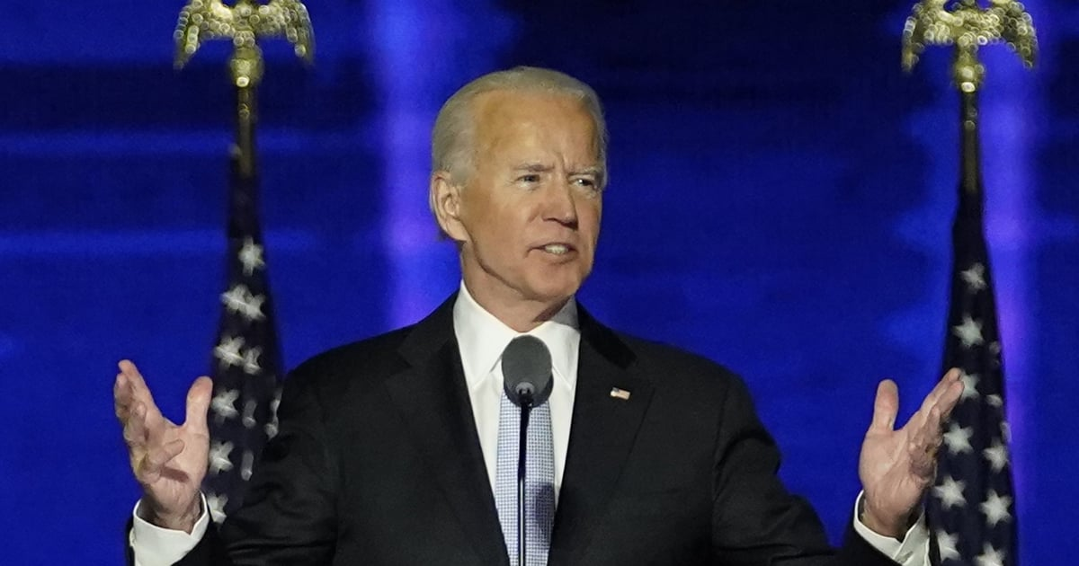 """""""This Is the Time to Heal"""": Joe Biden's Victory Speech Brings a Message of Hope and Unity"""