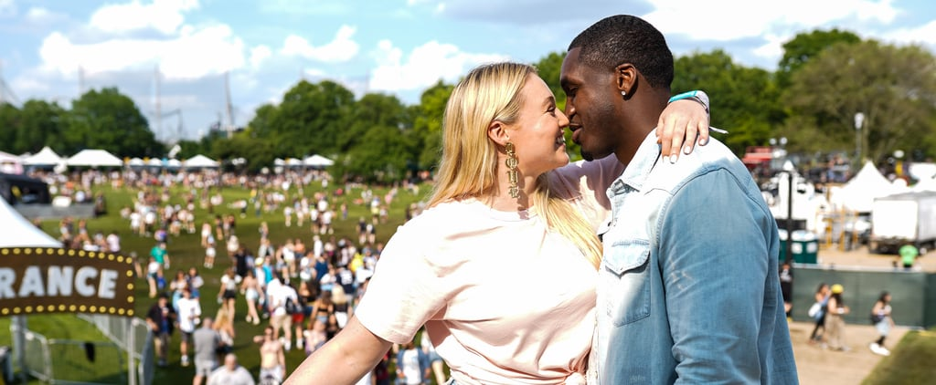 Cute Pictures of Iskra Lawrence and Philip Payne