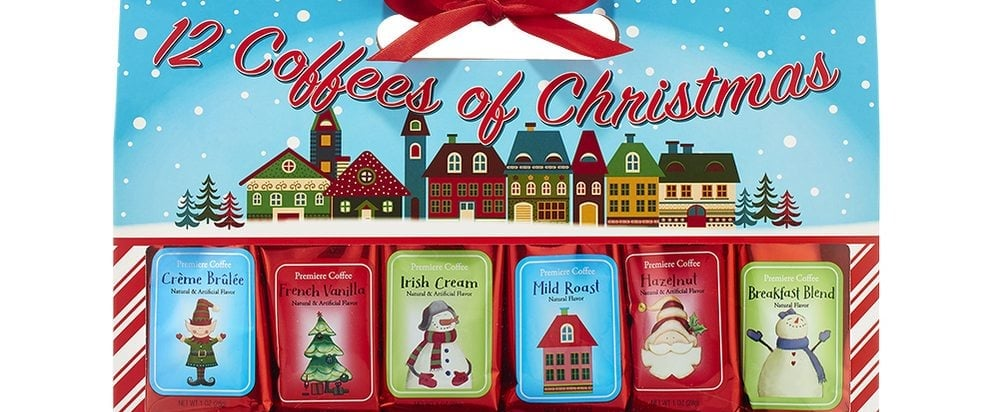 Walmart Is Selling a 12 Coffees of Christmas Set For $10