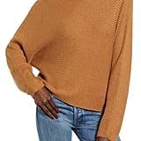 Leith Dolman Sleeve Crop Sweater