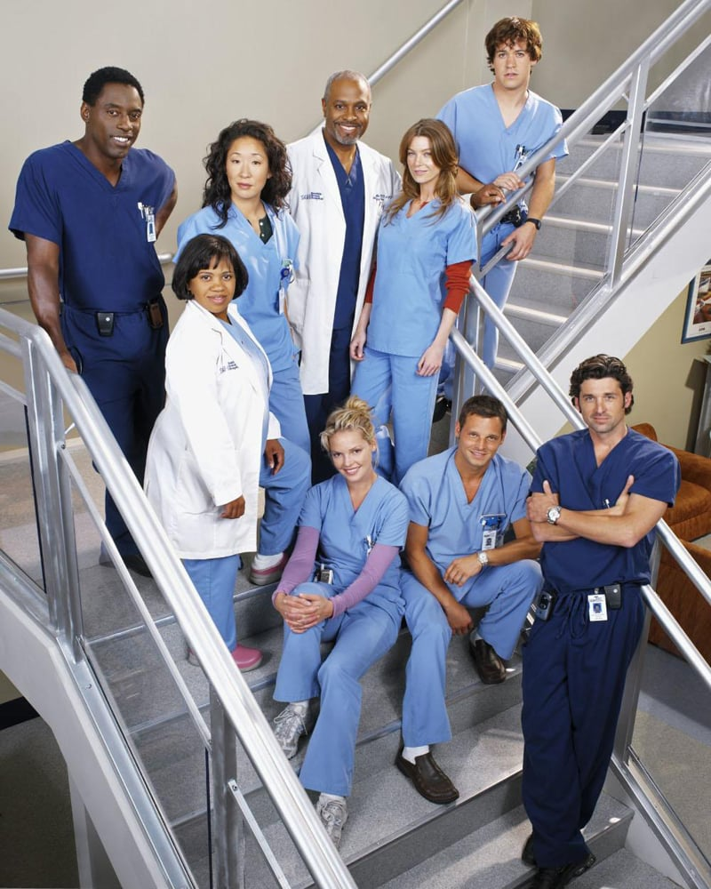 Grey\'s Anatomy is in its 11th season. | Pop Culture Facts That Will ...