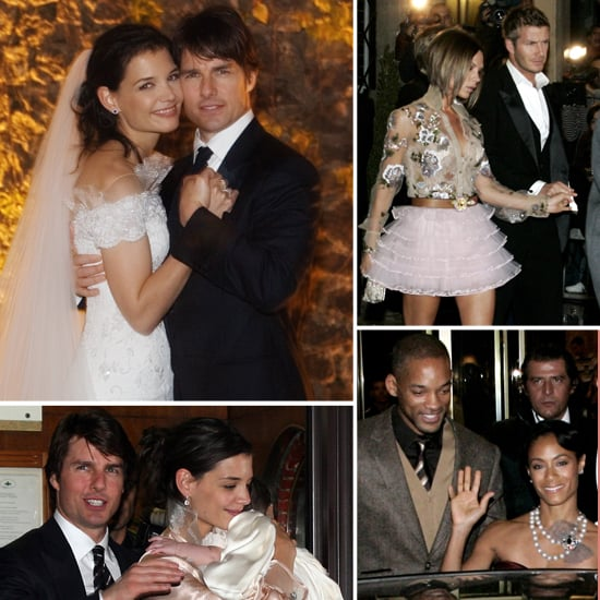 Looking Back at Tom Cruise and Katie Holmes's Wedding Pictures