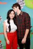 Lana Condor s Hair Grew by a Few Inches for the Kids  Choice Awards