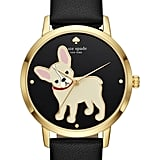 Kate Spade New York Grand Metro Bulldog Watch