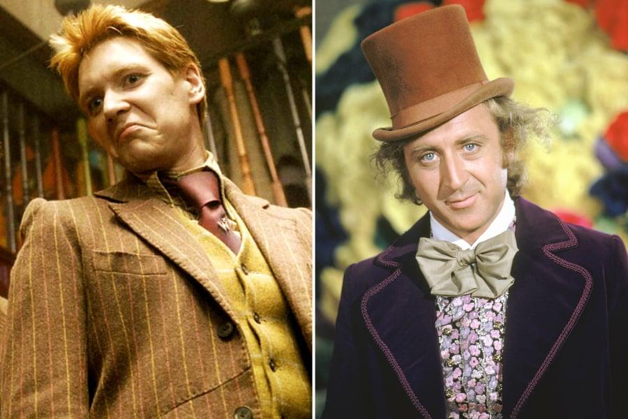 George Weasley Is Willy Wonka Theory | POPSUGAR EntertainmentCharlie Weasley Actor