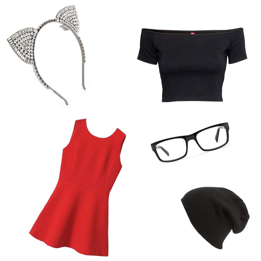 15 Supersimple, Two-Item Halloween Costumes