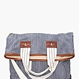 Striped Flip Bag