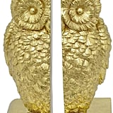 Dot & Bo What a Hoot Bookends ($40)
