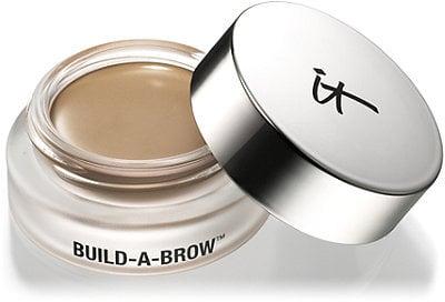 It Cosmetics Build-A-Brow Waterproof 5-In-1 Micro-Fiber Creme Stain