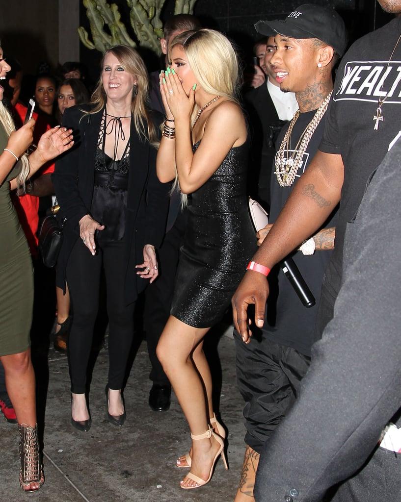 Inside the Kardashians Latest Crazy, Ferrari-Themed Birthday Party foto