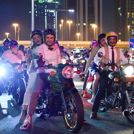 Men on Motorcycles Will be Taking Over the Streets of Dubai For a Great Cause