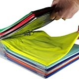 EZSTAX Closet Organiser and Shirt Folder