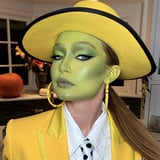 Gigi Hadid Didn t Need a Mask For Her Halloween Look, She Straight-Up Turned Green
