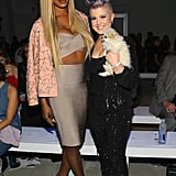 Laverne Cox and Kelly Osbourne