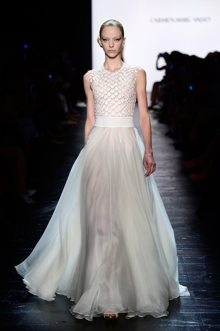 Carmen Marc Valvo | Wedding Dress Ideas From Spring 2016 ...