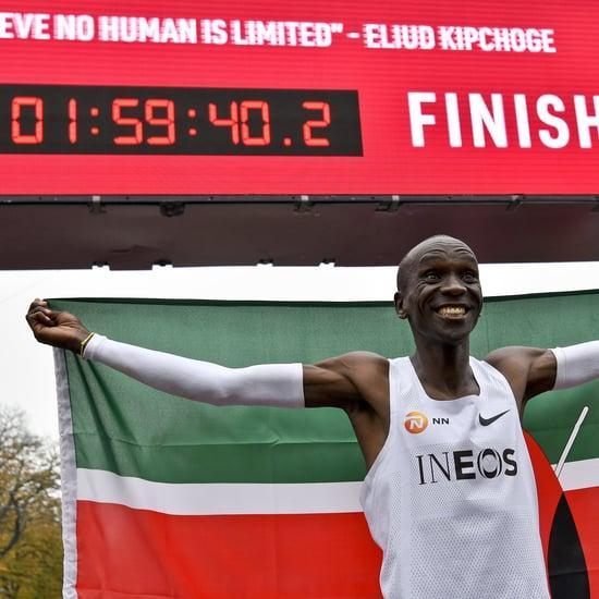 Kenya's Eliud Kipchoge Ran Vienna Marathon in Under 2 Hours