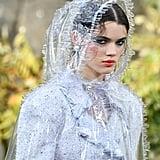 Some Models Wore Plastic Raincoats