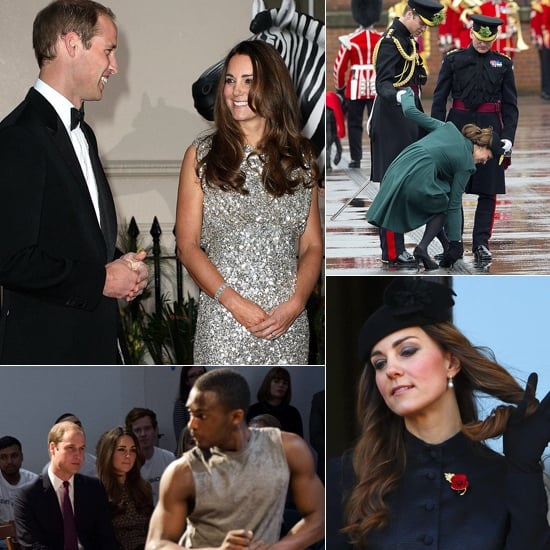 Kate Middleton And Prince William's Best Pictures From 2013