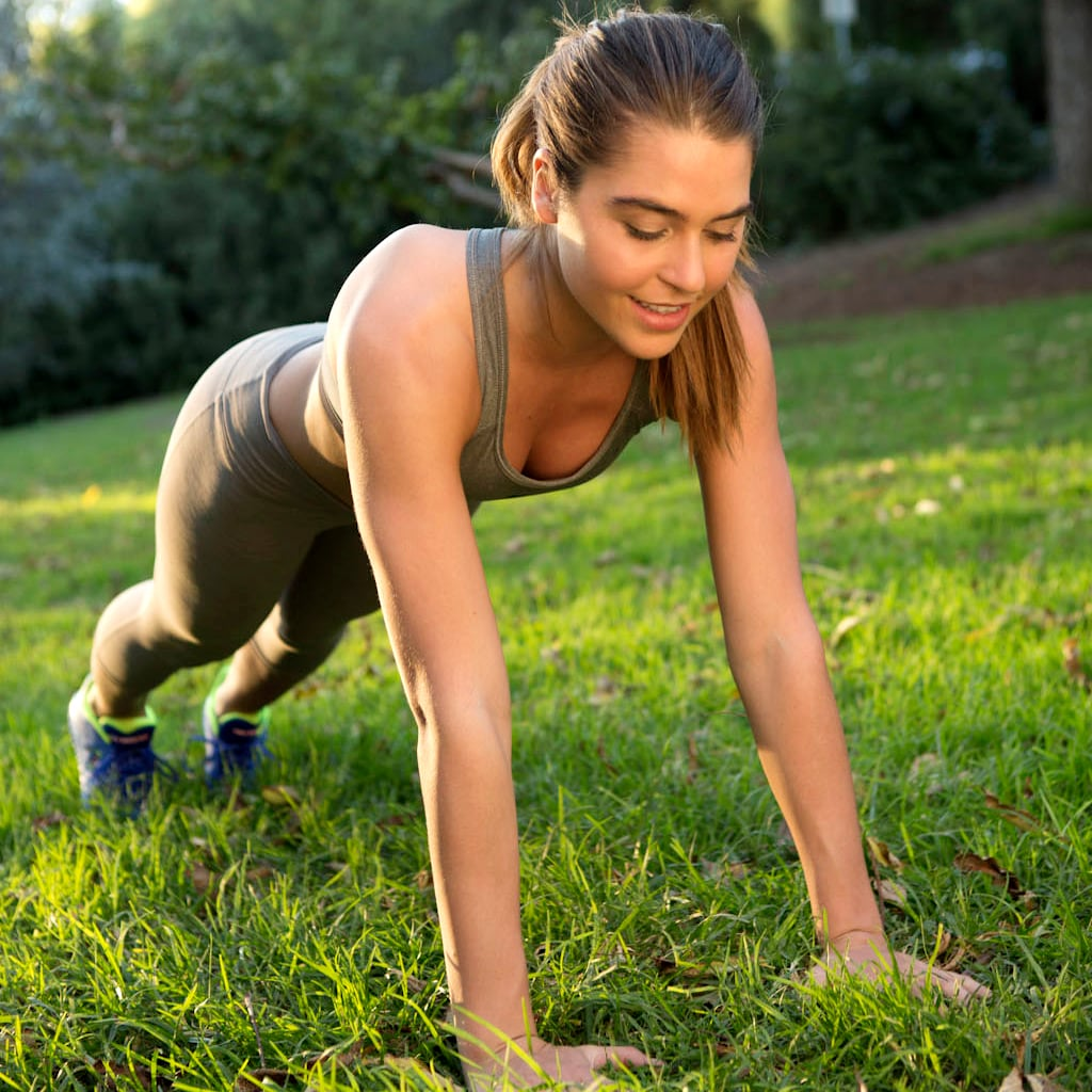 Down Dog Push-Up | Push-Ups Variations and Their Benefits
