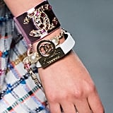 The Jewelry Included Golden Bracelets