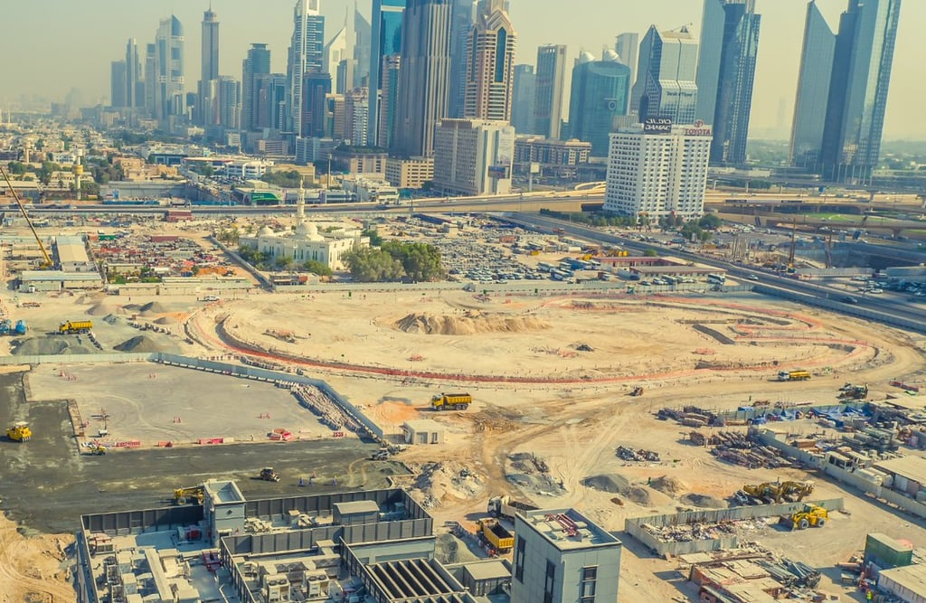The venue will be built near Dubai's CityWalk