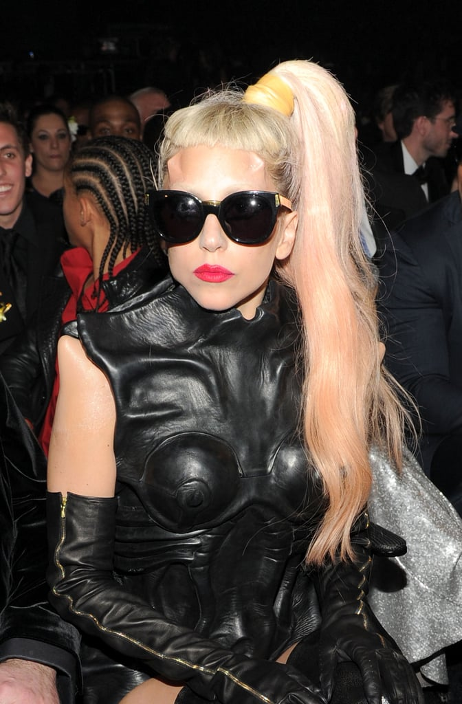 2011: Lady Gaga Is Not Amused at All