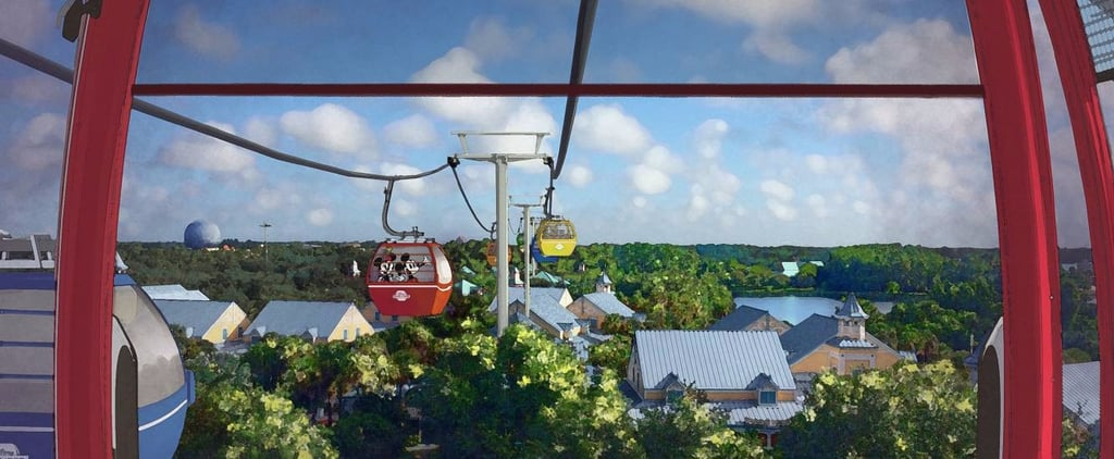 Here's Everything You Need to Know About Disney World's New Skyliner System
