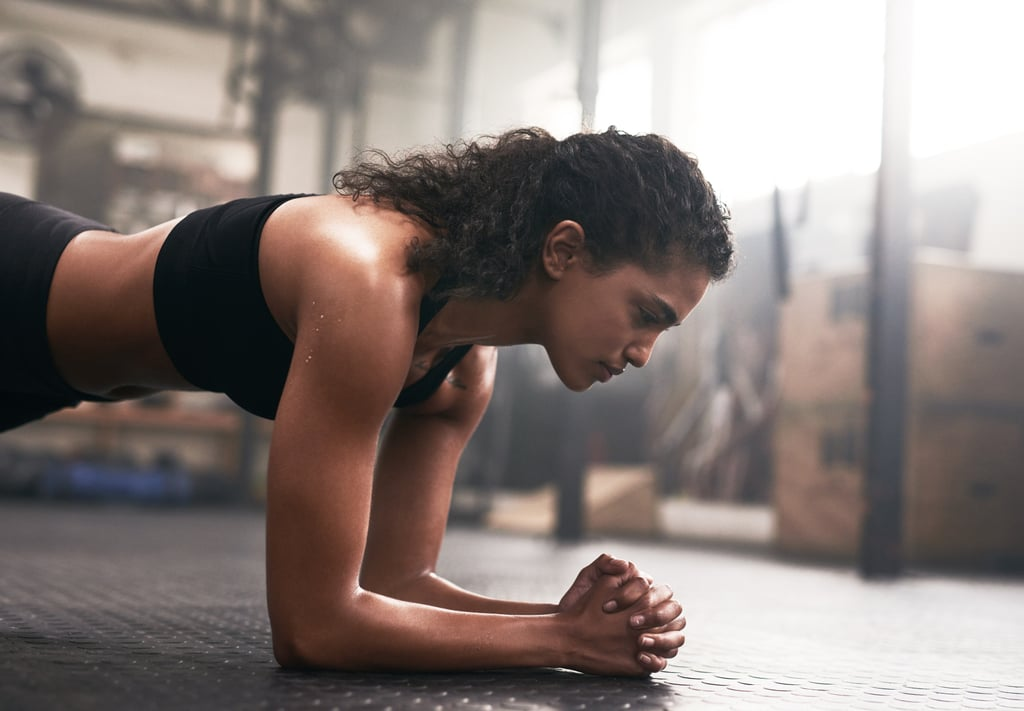 I'm a Trainer, and Here's Exactly How to Perfect Your Plank If You Want Stronger Abs